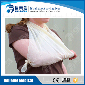Best selling conforming sterilizable triangular kerlix bandage for arm