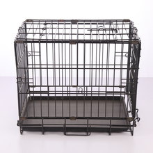 Top sale in china 2017 fashion outdoor dog kennel with wheels