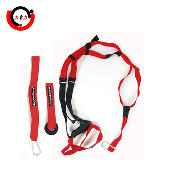 Fitness equipment gym workout kit suspension straps