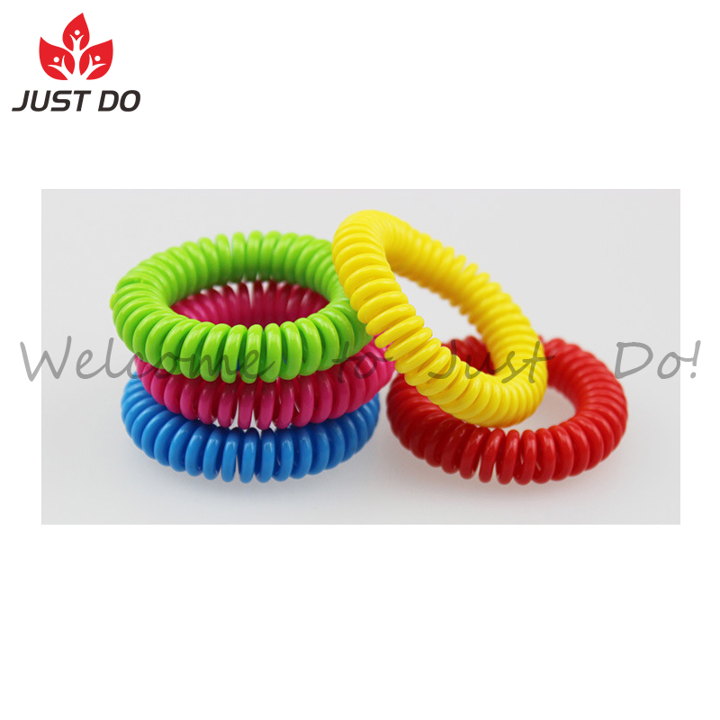 Kids Adults Natural Mosquito Repellent Bracelet Band