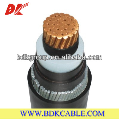 0.6/1kV AL/PVC/PVC(or PE) SWA Power Cable / cable filler