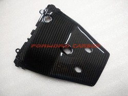 Quality carbon fiber motorcycle parts undertail fairing for Kawasaki Ninja ZX10R
