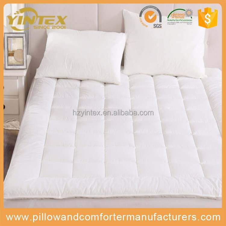 Air layer cover memory foam mattress underlayer.