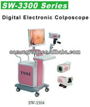 SW-3304 Digital Electronic Colposcope / video colposcope for sale