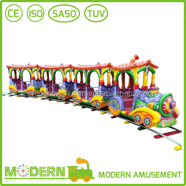 new business projects kids rides for shopping centers amusement kids train hot sale