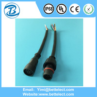 Best Chinese Products Female Male 2 Pin 3 Pin 4 Pin Waterproof Connector