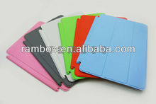 3 Fold Slim Wake Sleep Leather Smart cover for iPad mini