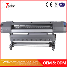 1.8M outdoor poster printer machine E180 eco solvent Printer with DX5 print head