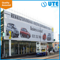 Custom Billboard Advertising large hanging banners outdoor promotional flex banner printing