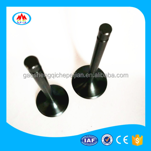 High durability spare parts engine valve for Cumminss ISB 3.9 5.9 6.7
