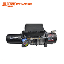 mini 12v electric winch,used 12000lbs 12V 24V offroad 4x4 car electric winch with synthetic rope