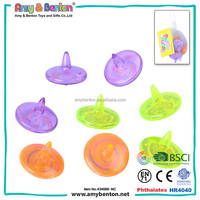 New wholesale toy plastic Spanish spinning top for children 2-6 years old