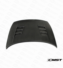 2006-2009 T-R STYLE CARBON FIBER ENGINE HOOD BONNET FOR HONDA CIVIC FD2