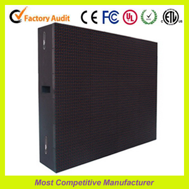 p10 outdoor full color display p25 led screen p20 outdoor led tv advertising screen billboard