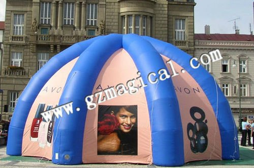 inflatable outdoor dome/ huge dome tent/air dome marquee