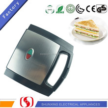 Professional Manual Commercial Grill Sandwich Maker