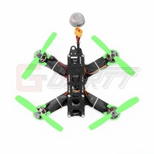 Gartt Controller FPV Mini Racing Drone with Camera Full Carbon Fiber FPV 210 Quadcopter ARTF Frame Kit