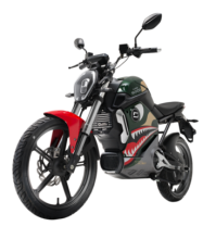 SOCO 60V electric scooter 20Ah 900W super speed electric motorcycles for adult