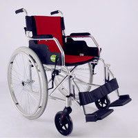 The folding manual wheelchair for cerebral palsy children