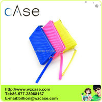 2014 fashion silicone eyewear case phone bag