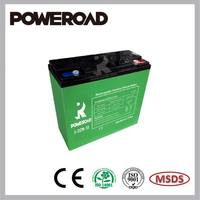 12V30AH 6-DZM-30 Sealed Electric Bike Battery