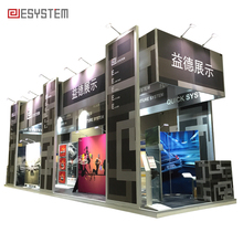 China Contractor Supply Standard Exhibition Partition Booth