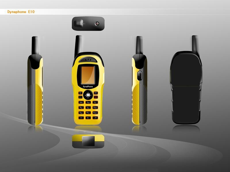 Dyna Dynaphone E10 - Rugged SIP Wifi Phone