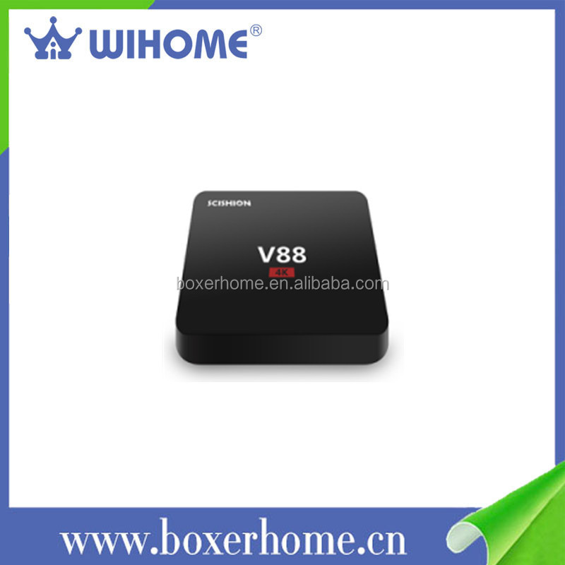 best price Rockchip 3229 Quad-Core mini pc android vga andriod tv box