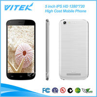 2014 New Products 5 inch Android 4.4 Dual SIM 3G Latest China Mobile Phone