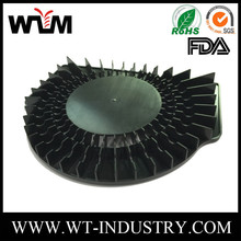 hard pom material injection molded precision gear for plastic parts injection moulding
