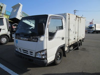 USED TRUCKS - ISUZU ELF 1.5T REFRIGERATED VAN (RHD 820009 DIESEL)