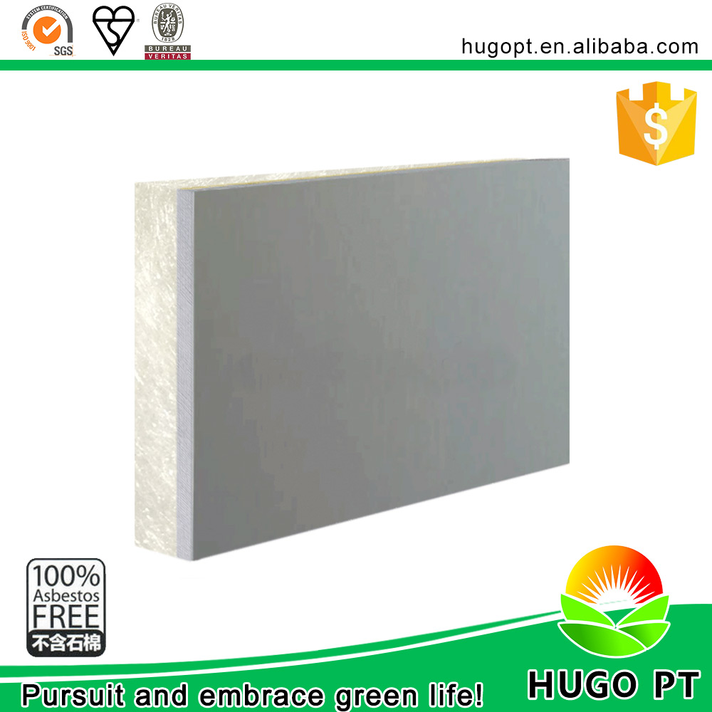 Prefabricated House Building Materials For Wall Insulation And Decoration