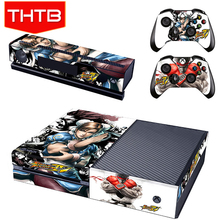 New Style Sticker For XBOX ONE Console Controller Skin
