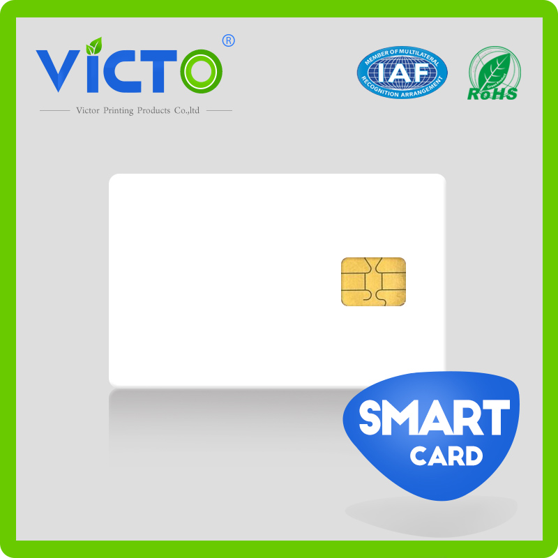 factory hot sales 64k smart chip card with cheap price
