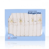 New design korean baby bear repeated use diaper