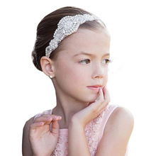 Rhinestone Decorated Luxury Hair Accessories Wedding Bridal Crystal Headband