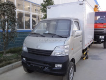 Alibaba china OEM grp refrigerated box truck body
