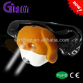eye flashign puppy headlamp for kids