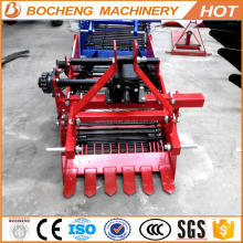 China supplier compact potato harvester single row for sale