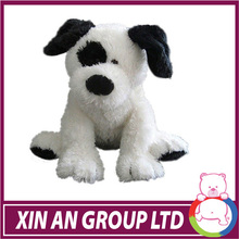 ICTI and Sedex audit new design EN71 black and white plush dogs