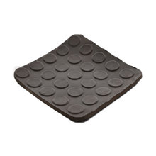 2017 hot sell durable Cushion seal cushion shock vibration rubber pad