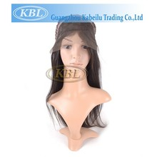 Hot selling standard weight thick human hair lace front wig,small cap size lace front wig,red human hair lace front wig