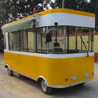 Mobile outdoor food kiosk design,Mall fast food kiosk, coffee cart for sale