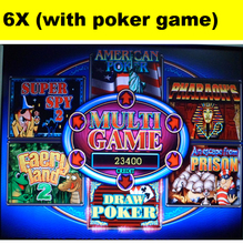 casino slot board 6x gaming boards