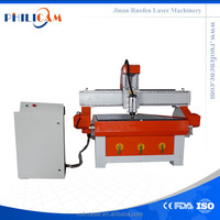 2016 Jinan professional supplier high quality wood router lathe