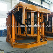 medium frequency induction electric furnace tilting hydraulic station