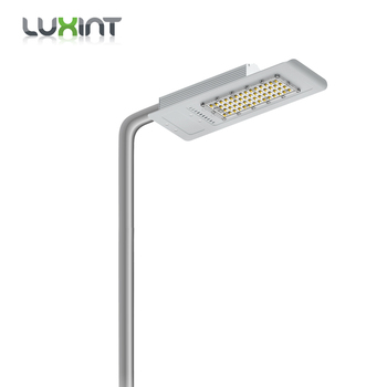 50w waterproof IP65 outdoor integrated microwave sensor all in one solar led street light