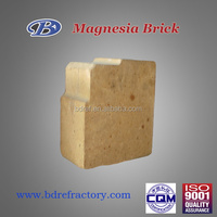 Fired Converter Magnesia Bricks refractory
