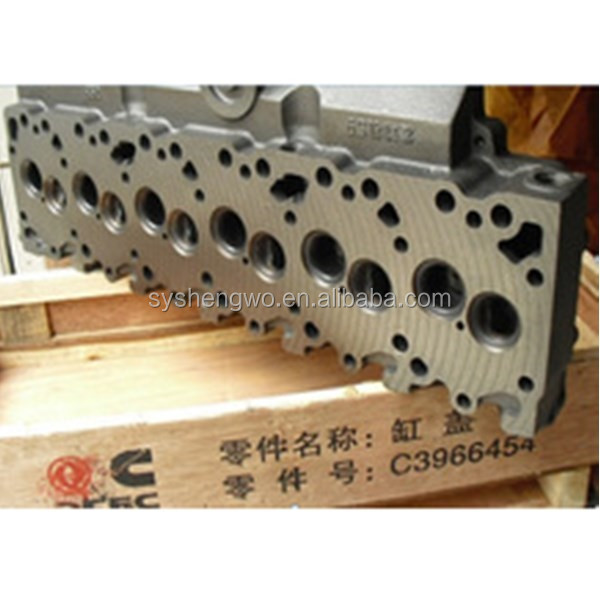 High quality low price OEM C3966452 C3966454 cummins 6bt cylinder head for sale