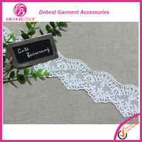 Alibaba China Wholesale Free Small Peice Of Sample Lace Product Type Lace Trim